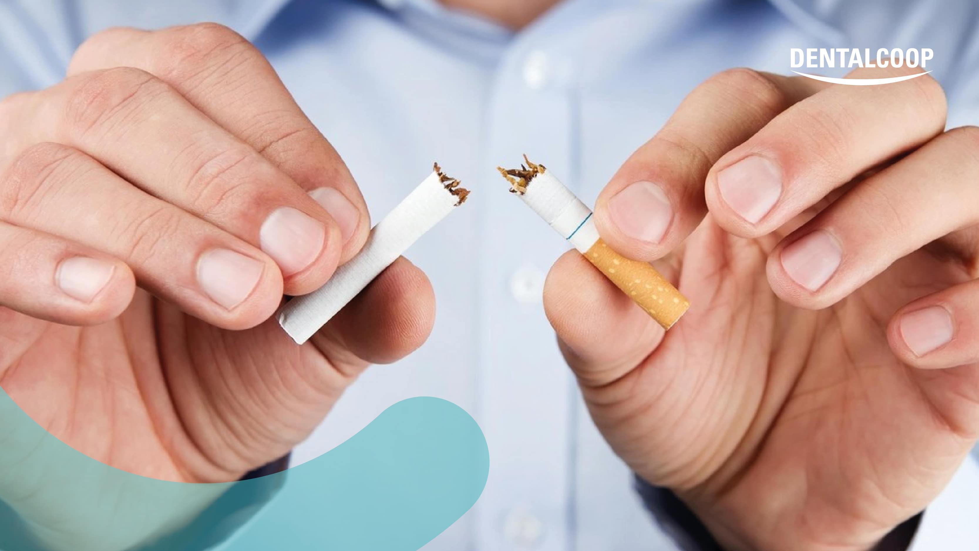 No al tabacco