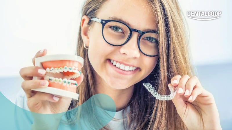 Ortodonzia trasparente